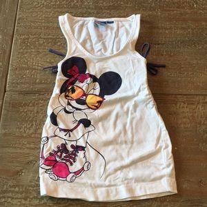 Disney size 2 tunic